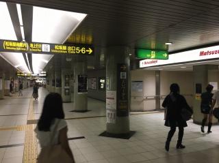 名古屋栄店道順1