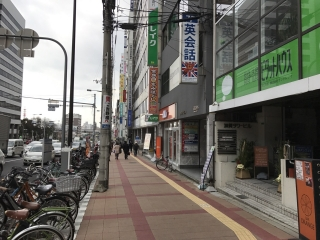 御堂筋線天王寺駅からの道順3