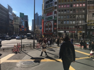 新宿南口店道順2