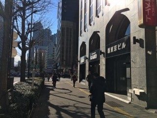 新宿南口店道順3