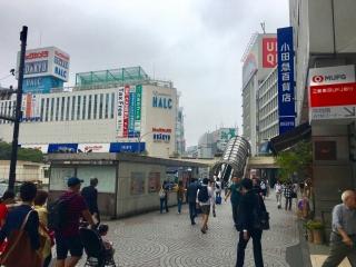 新宿西口店道順2