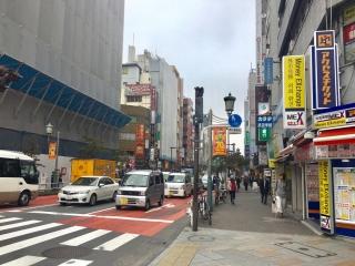 新宿西口店道順4