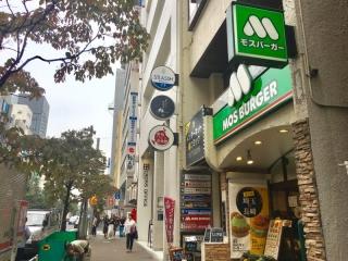 新宿西口店道順5