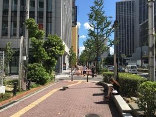 梅田店道順5御堂筋線