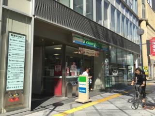 梅田店道順7御堂筋線