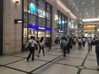 梅田店道順2JR大阪駅