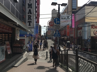 横浜西口店道順3
