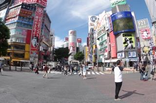 渋谷中央店道順2