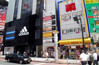 渋谷中央店道順3