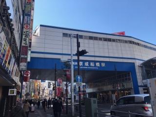 船橋南口店道順3